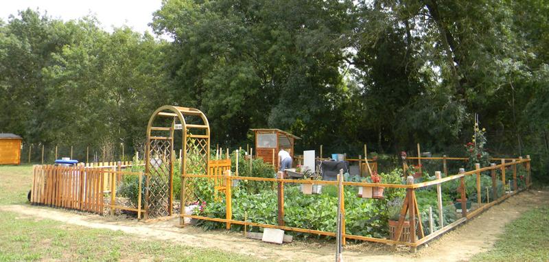 Beaumont de lomagne en tarn et garonne 82 le site for Jardin familiaux
